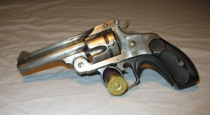Smith & Wesson 1883 series double action breaktop in .38 S&W caliber